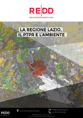 La regione Lazio, il PTPR e l'ambiente